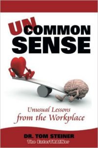 'Uncommon Sense' by Dr. Tom